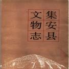 集安县文物志pdf下载