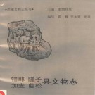 西藏文物局:错那 隆子 加查 曲松县文物志 1993版 PDF下载