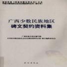 广西少数民族地区碑文契约资料集(2009修订本)PDF下载